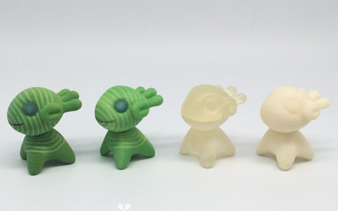 Different 3D printer