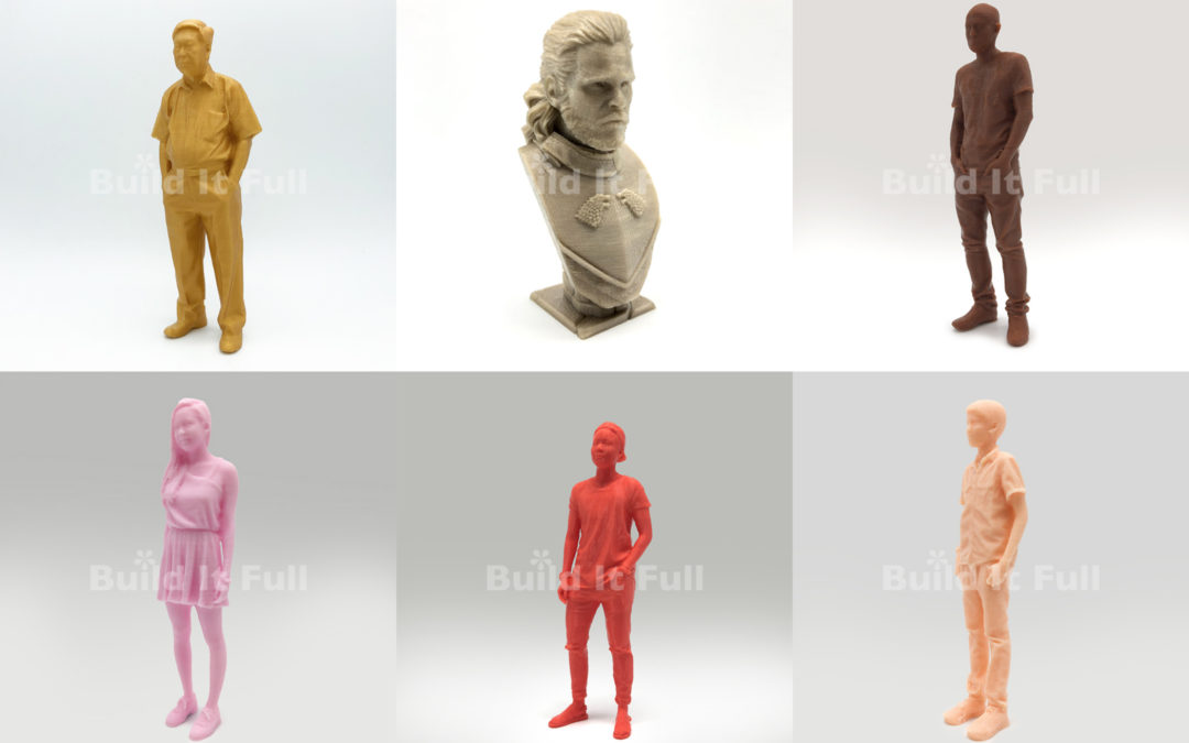 New Colour Added To PLA Printing Service