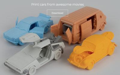 Fab 365 Printable 3D model