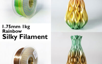 New Filaments In Stock